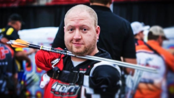 Stutzman will represent the USA during the 2016 Paralympics in Rio.
