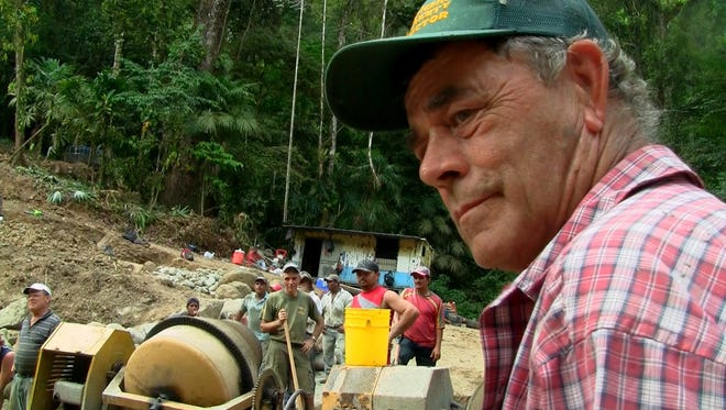"""The documentary """"From Mass to the Mountain,"""" about a Wisconsin priest working to bring water to poor people in rural Panama, is part of the Cream City CInema Program at the 2016 Milwaukee Film Festival."""