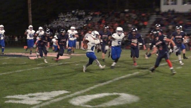 Andrew Fox is one of the returning players for Ionia
