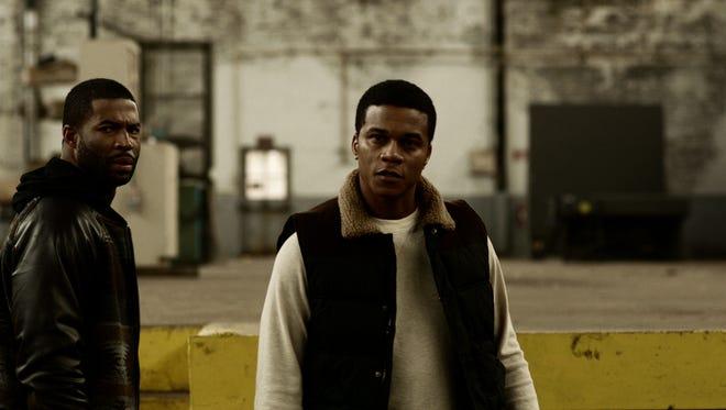 "Rasheed (Cory Hardrict) in ""Destined."""