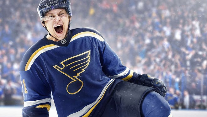 NHL 17 for PS4 and Xbox One.
