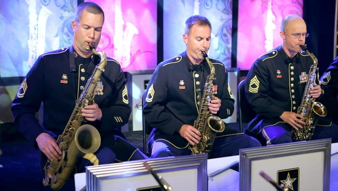 The Jazz Ambassadors will perform at 7:30 p.m. Oct. 13 at the Levoy Theatre.
