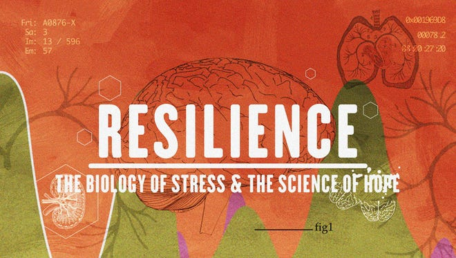 """The film """"Resilience"""" will be shown in York Oct. 25."""