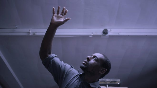 """David Harewood is an Independent Spirit Award nominee for his intense portrayal of a troubled faith healer in """"Free In Deed."""""""