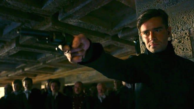 "Pyotr Fyodorov stars as Yaklovlev in ""The Duelist."""