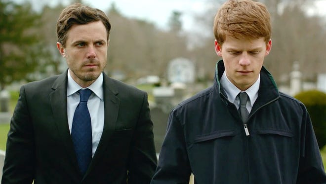 """Casey Affleck, left, and Lucas Hedges star in """"Manchester by the Sea."""""""