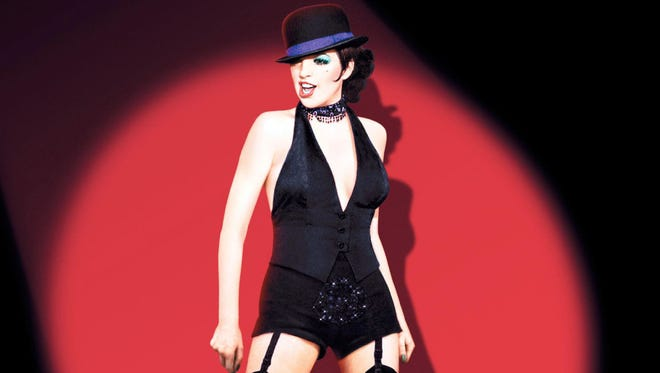 "Liza Minnelli as Sally Bowles in ""Cabaret."""