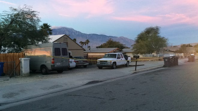 A man was fatally shot at a Desert Hot Springs home on Second Street early Tuesday. The shooting was reported about 3 a.m. and no suspects have been identified, police said.