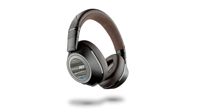 Plantronics Backbeat Pro 2 active noise-cancelling headphones.