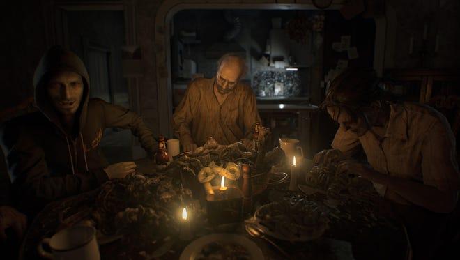Gutsy Move Resident Evil 7 Review Technobubble