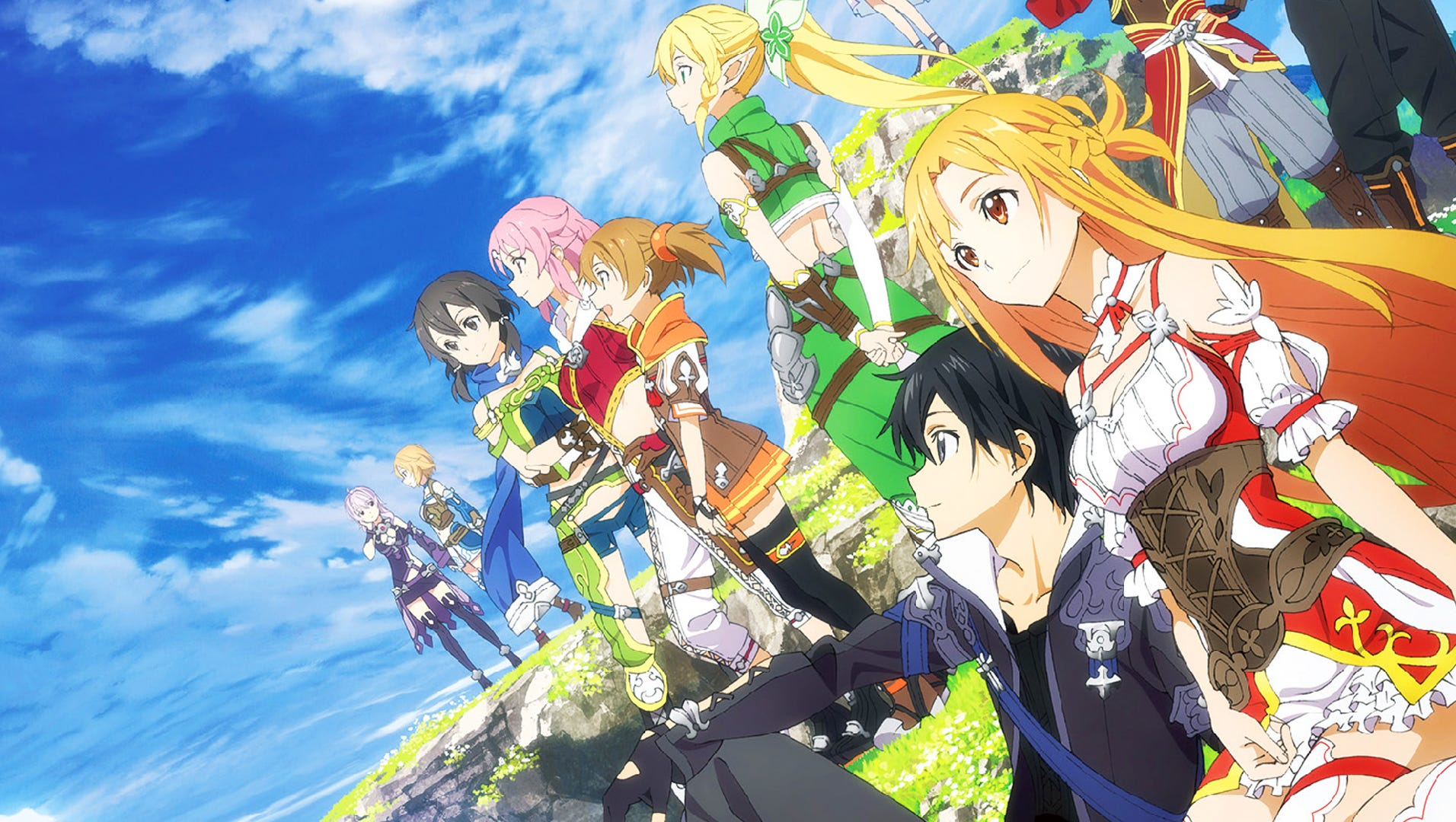 Sword Art Online: Hollow Realization review | Technobubble