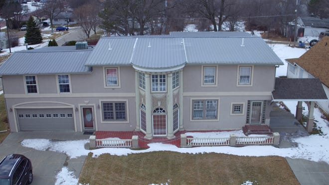 """This mansion in Winner sold to a local couple in May 2017 for $119,000 -- thousands less than its listing price -- after five months of calls and emails from across the U.S. and around the globe, including what the real estate agent called """"bizarre"""" questions about Winner and South Dakota."""