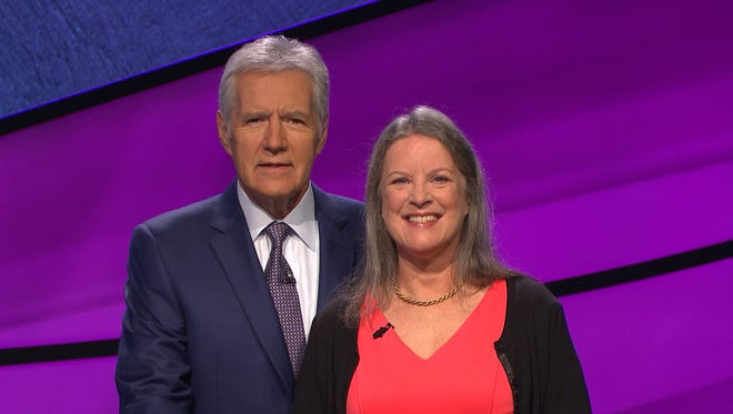 Mary Caruso, a registered nurse from Cherry Hill, will appear as a contestant on Jeopardy!