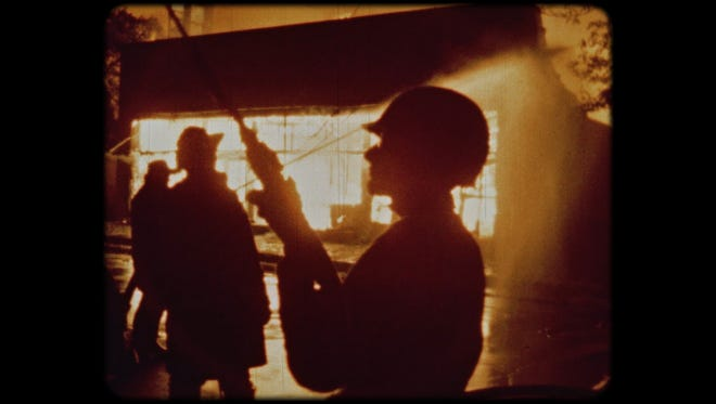 """Historic footage of the 1967 Detroit riots will be the basis for a new documentary called """"12th and Clairmount"""" being produced by the Detroit Free Press and premiering at the Freep Film Festival on March 30, 2017 at the Fillmore Detroit."""