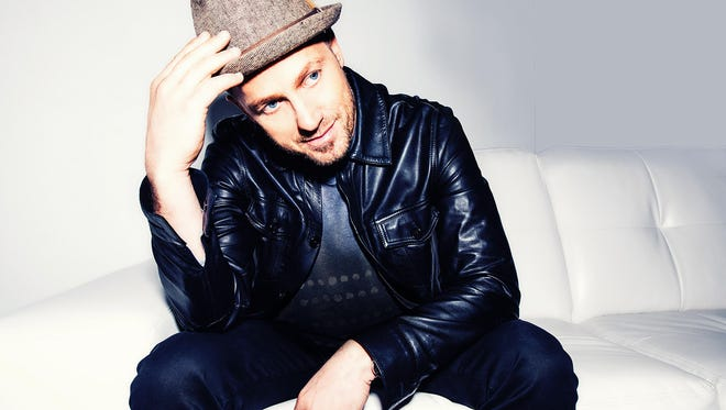 Christian artist TobyMac brings his Hits Deep 2017 Tour to the Civic Center Sunday.