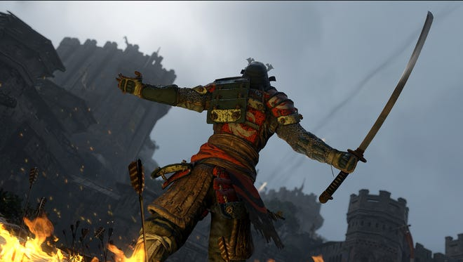 """""""For Honor"""" is a medieval style combat game for PC, PS4 and Xbox One featuring various factions and classes."""