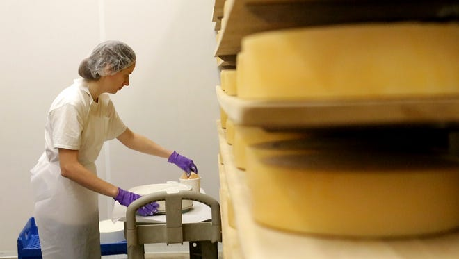 LaClare Farms in Calumet County has expanded its business since winning the U.S. Championship Cheese Contest in 2011.