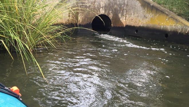 Rehoboth Beach discharges treated waste water into Lewes and Rehoboth Canal. It is one of many municipalities in the state that have received low interest loans for infrastructure upgrades and new construction.