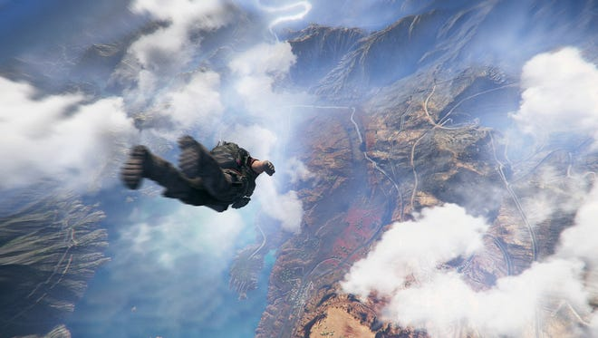 """Tom Clancy's Ghost Recon: Wildlands"" lets you dive right into the action."