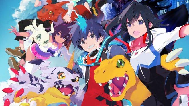 Digimon World Next Order.