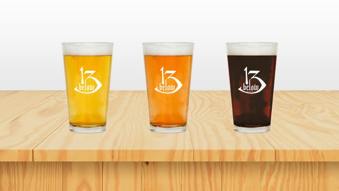 13 Below Brewery is expected to open in Sayler Park in May or June.