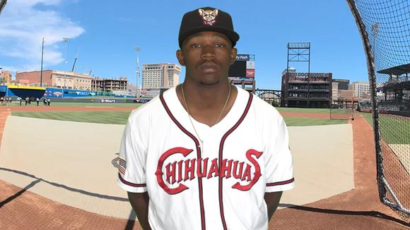 Tyrell Jenkins, pitcher