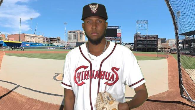 Bryan Rodriguez, pitcher