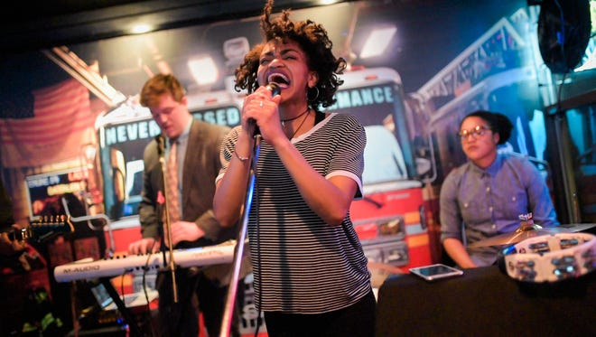 Dover blues act Hoochi Coochi will play Newark's  Home Grown Cafe on Saturday as part of the restaurant's Record Store Day festivities.