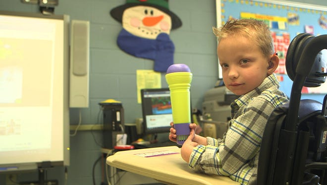 Mason 'The Mayor' Reeves is battling Wolf-Hirschhorn Syndrome.