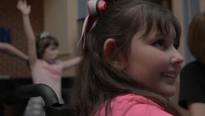 Dance Unlimited allows children with a variety of diagnoses to enjoy a fun class with other students.