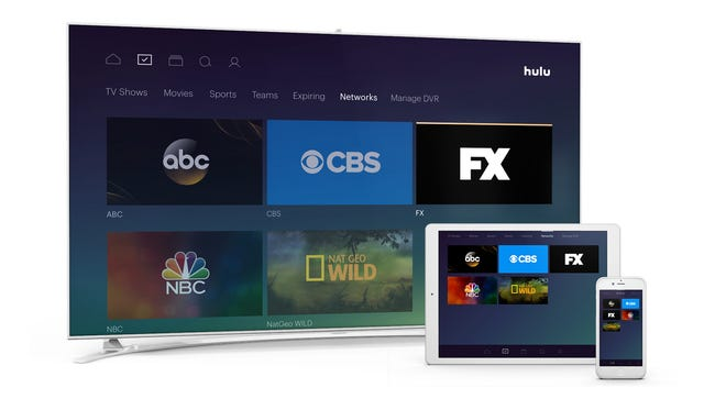Hulu began public testing of its new live TV streaming beta service and released a new user interface. experience, to the public.