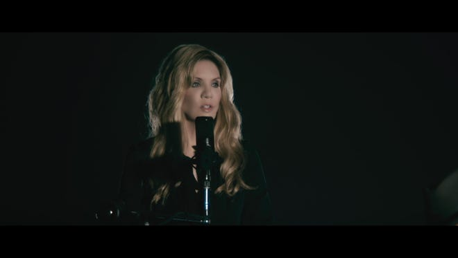 Alison Krauss performs in her new video 'River in the Rain'