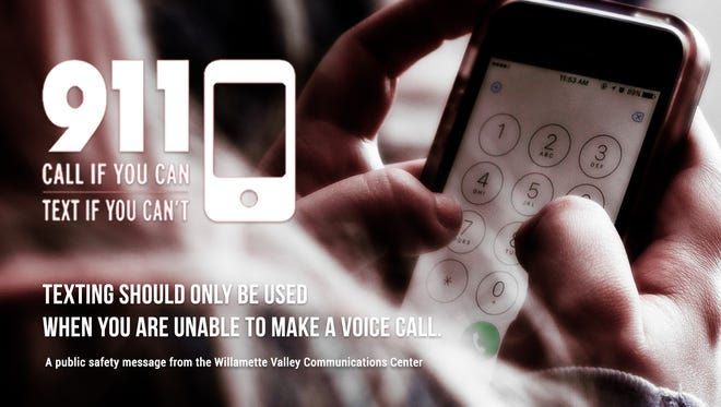 Text-to-911 services will soon be available to Salem residents.