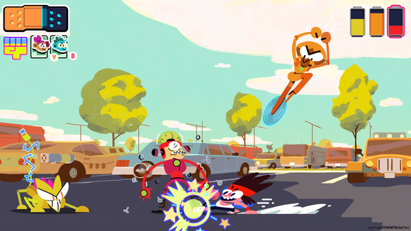 The game will be an action brawler with RPG elements mixed in.