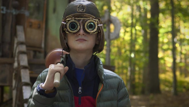 """Jacob Tremblay of """"The Room"""" stars in """"The Book of Henry."""""""