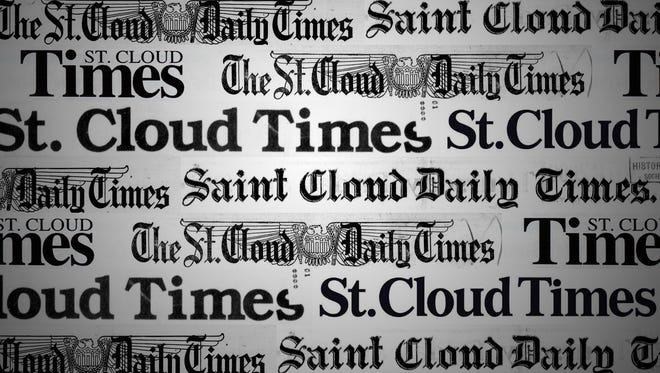 St. Cloud Times front page logos