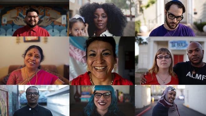 "Phoenix-based filmmakers Pita Juarez and Matty Steinkamp have made the documentary ""You Racist, Sexist Bigot."""