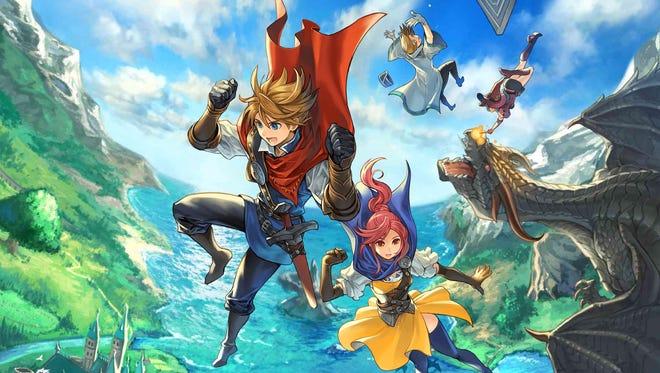 RPG Maker Fes, Nintendo 3DS.