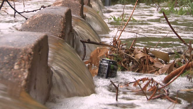 San Angelo's stormwater fee helps keep waterways cleaner, improving the city's water quality.