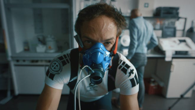 Amateur cyclist Bryan Fogel found himself in the midst of a high-profile Russian scandal when he befriended the country's head of a state-run doping agency.