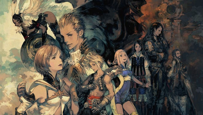 """Final Fantasy XII: The Zodiac Age,"" for PlayStation 4."