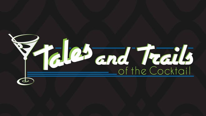 The first edition of Tales and Trails of the Cocktails will be 6 p.m. Aug 16.