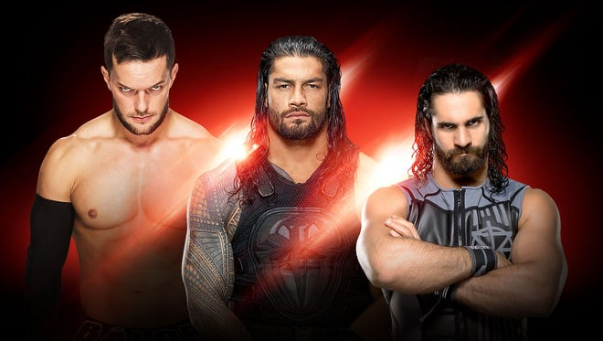 "WWE's ""Monday Night Raw"" returns to the Resch Center on Oct. 23."