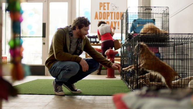 Adopt a dog during the Adopt-a-dog days Sept 9, 10, sponsored by Coldwell Banker and Adopt-a-Pet