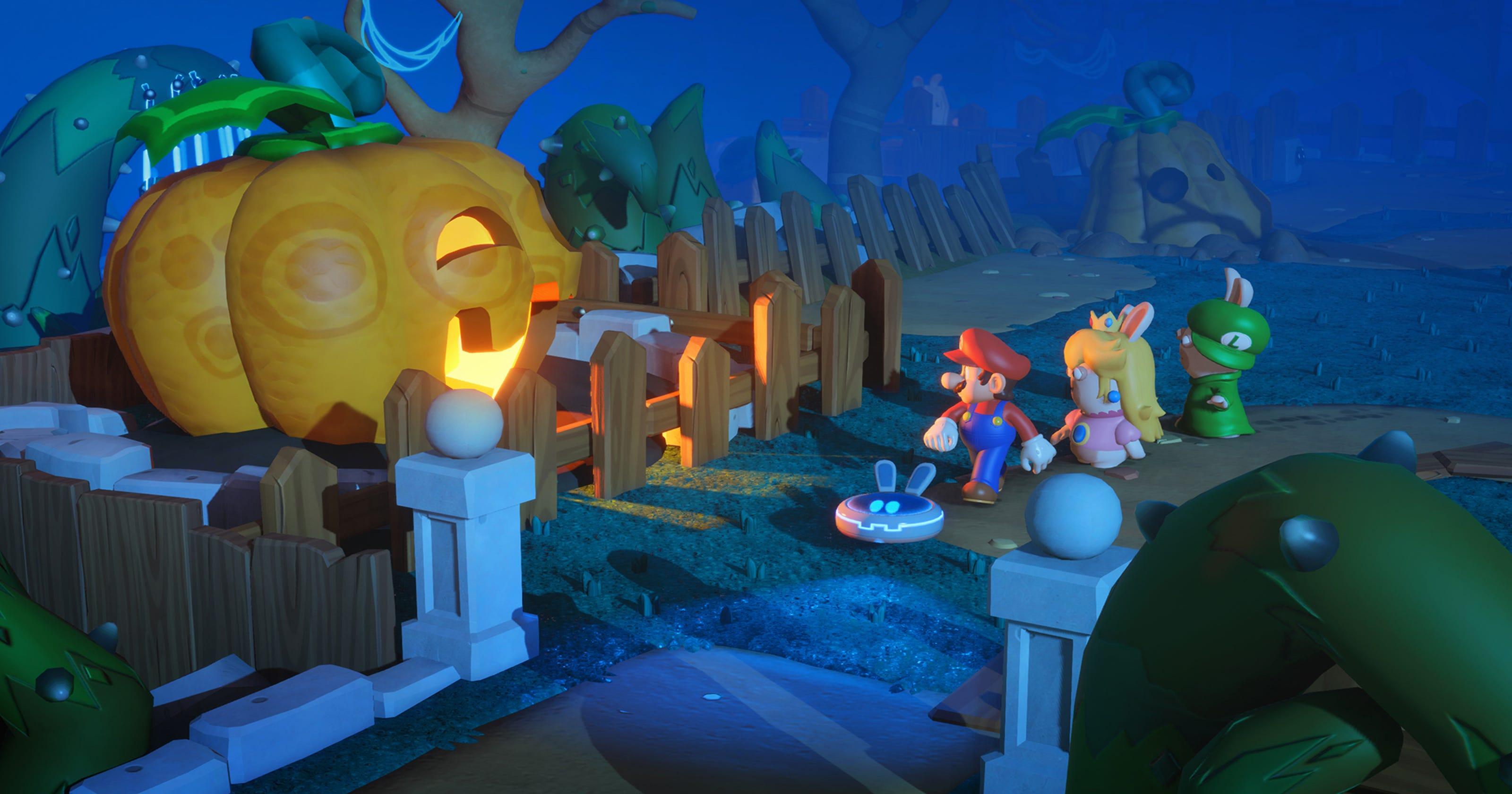 Mario + Rabbids Kingdom Battle Guide: Weapons, Abilities