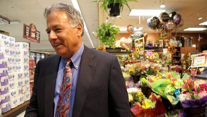 """""""We are in the stores each day and we know what our customers want,"""" said Lawrence (Larry) Inserra Jr., chairman and chief executive of Inserra Supermarkets, which owns 22 ShopRite stores."""