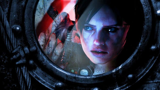 Resident Evil Revelations.