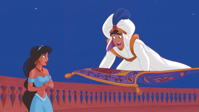 Aladdin is one of the movies being screened at the Milwaukee Film Festival.