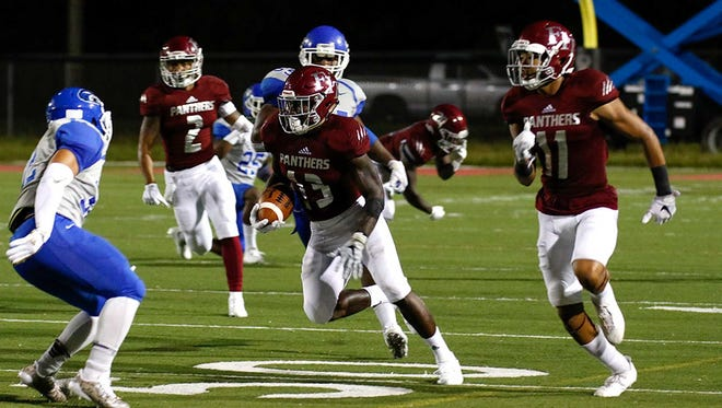 Florida Tech's football team travels to South Carolina this weekend, hoping to snap a two-game skid.