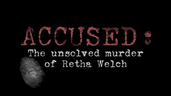 Accused Season 2 Logo -- Retha Welch
